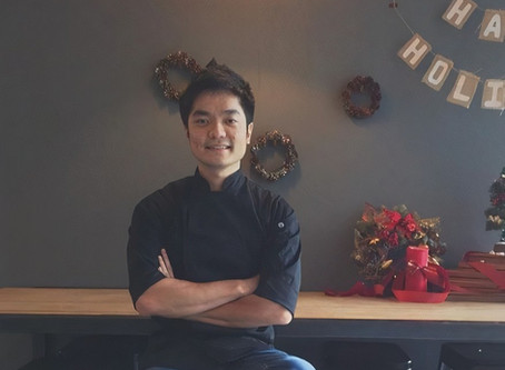 Lunch with Chef Chin Koon