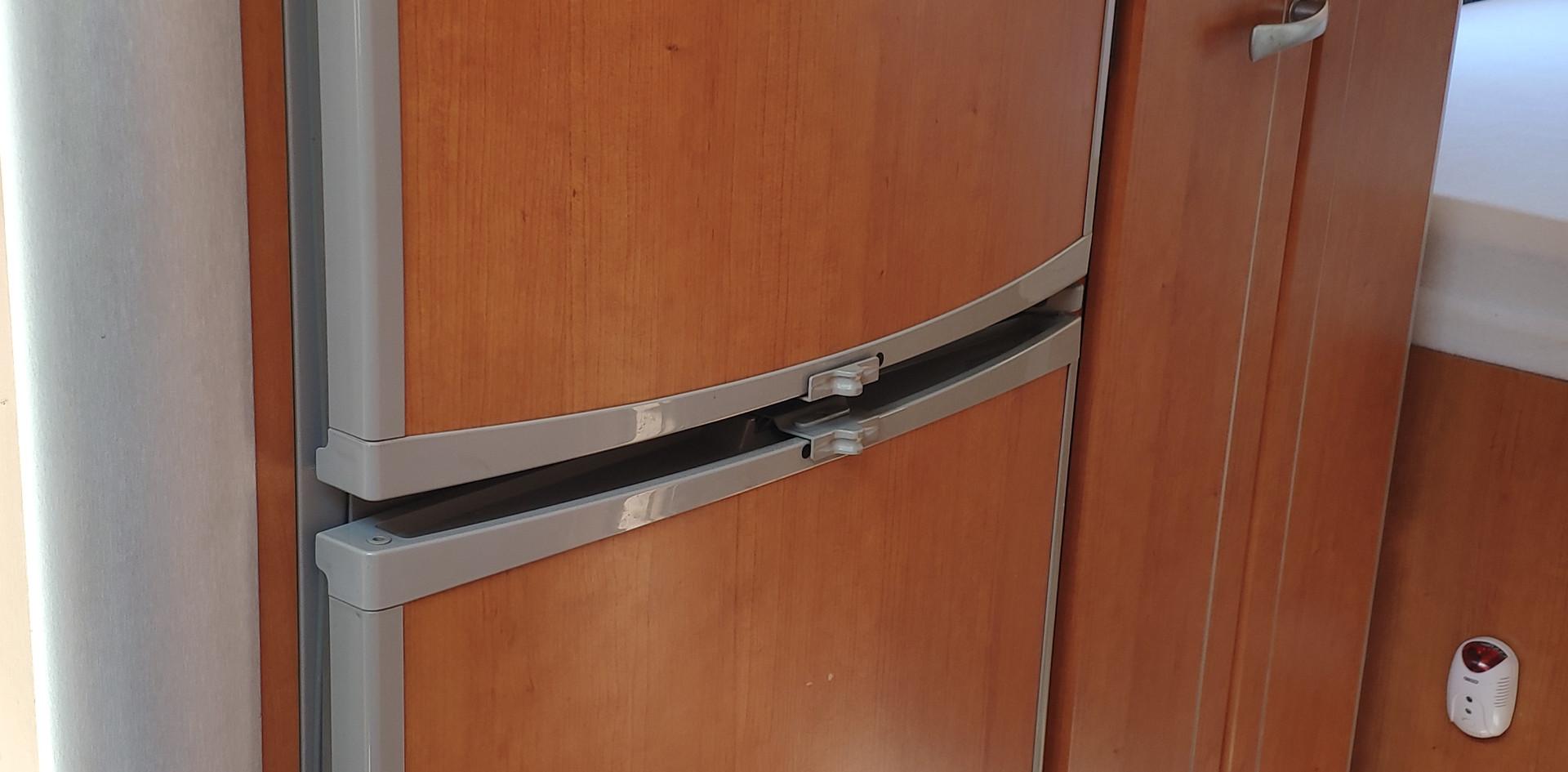 Frigorífico 2 puertas gran capacidad