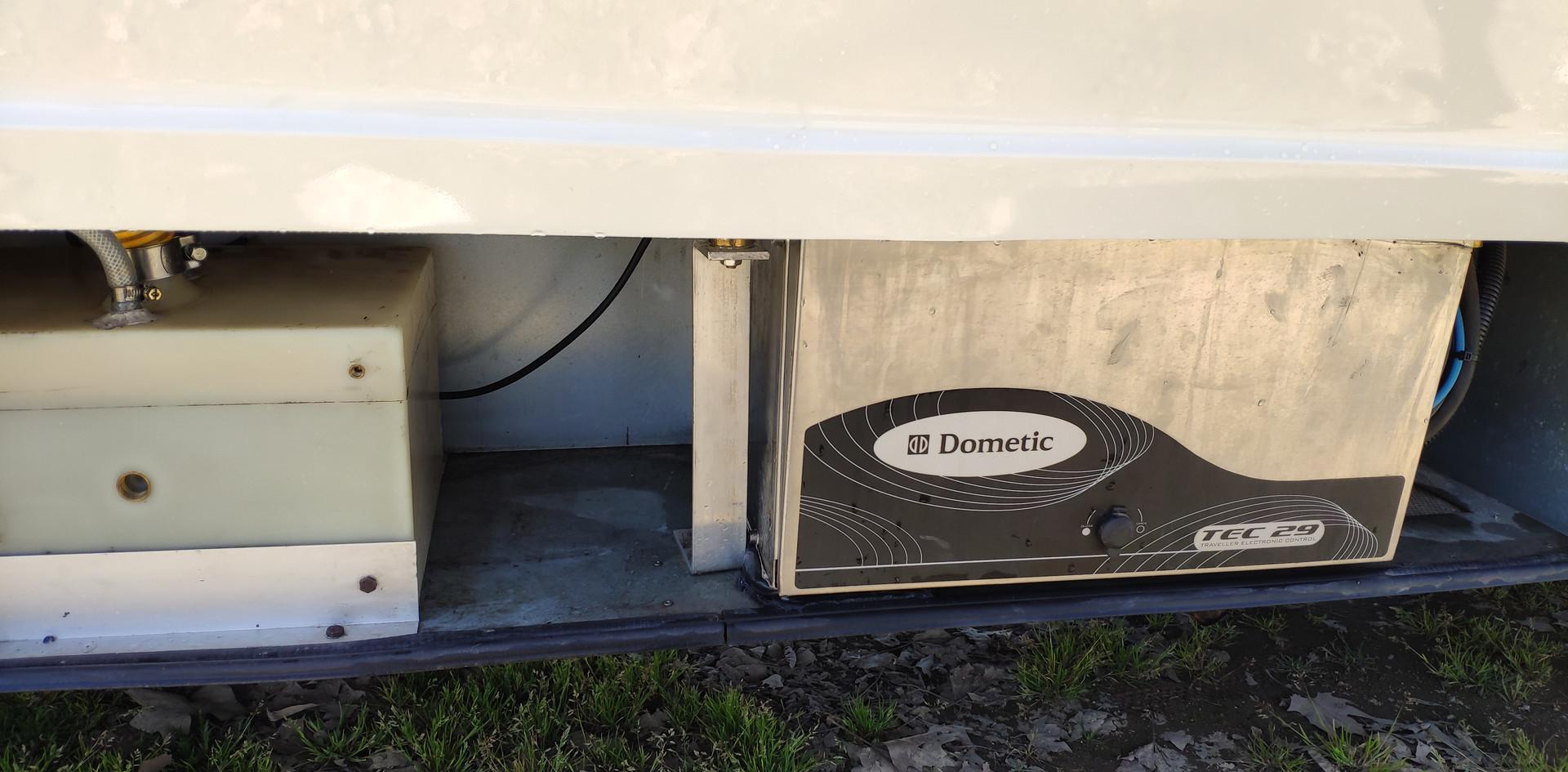 Generador gasolina Dometic