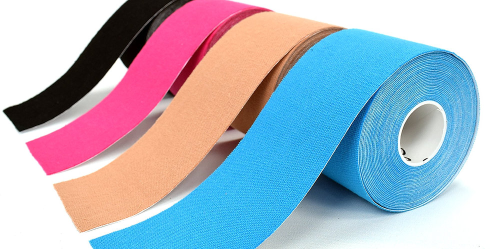 Kinesiology Therapy Tape - 5m uncut