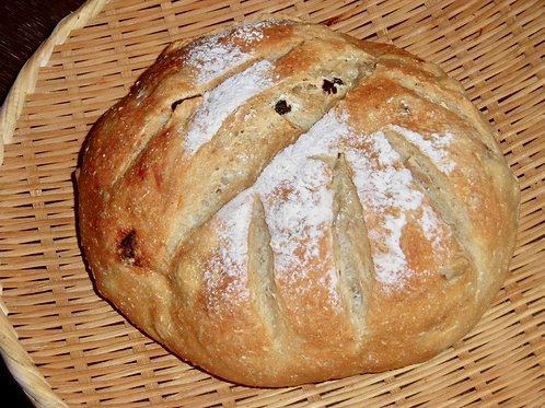直焼きイチジク全粒粉パン