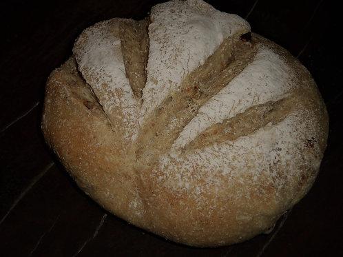 直焼きいちじくとくるみパン
