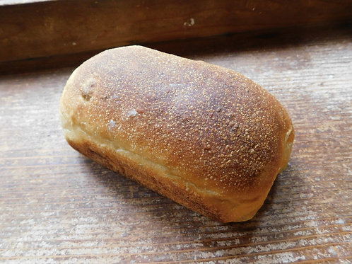 オレンジピールとレーズン入り食パン