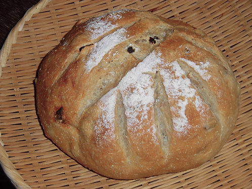 全粒粉いちじくとくるみパン