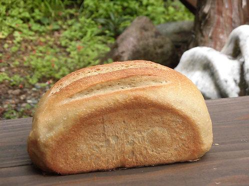 スパイシーカレー食パン