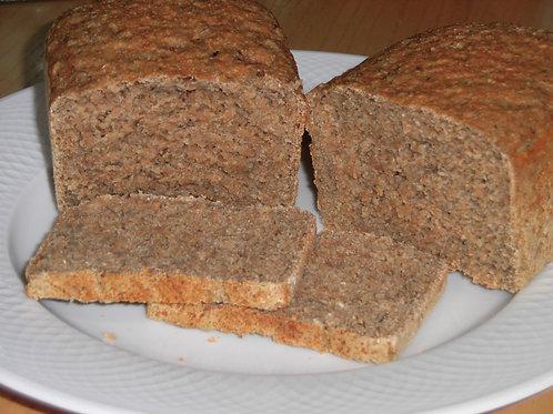 ライ麦と全粒粉パン