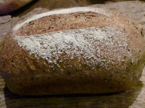 七種の雑穀パン