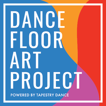 Giving Tuesday | Dance Floor Art Project