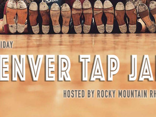 4th Friday Tap Jams