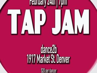 February Tap Jam