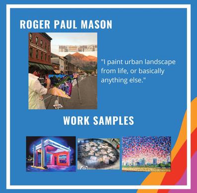 Roger Paul Mason