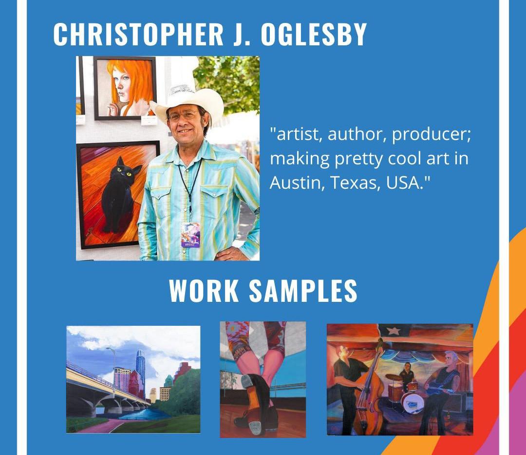 Christopher J. Oglesby