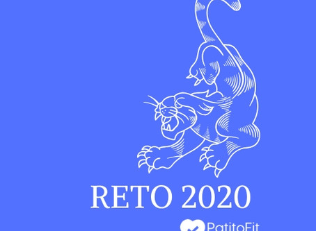 RETO PATITO FIT 2020