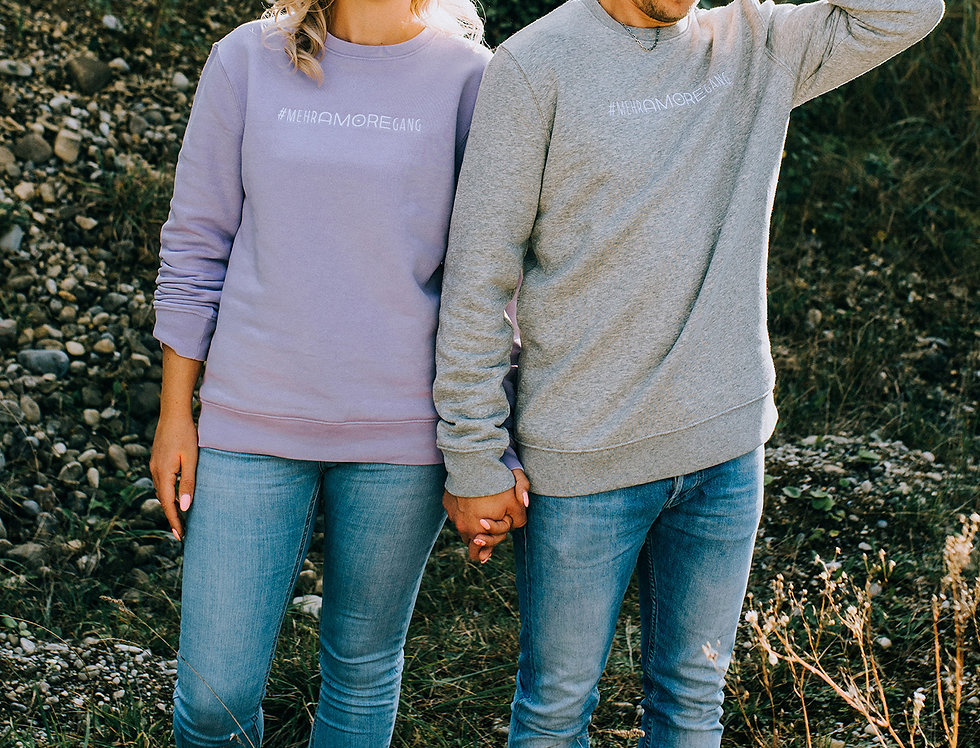 #MEHRAMOREGANG - Unisex Sweatshirt