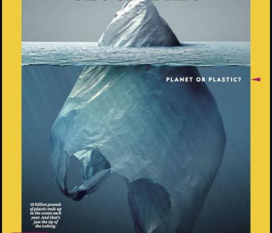 Capa da National Geographic é um grande chacoalhão para o mundo todo.