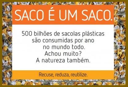 Conceito resíduo zero: As Ecobags entram em cena!