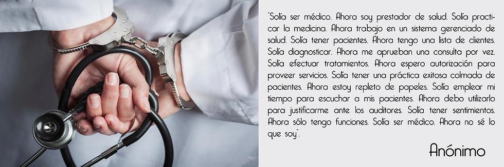 confesión de un médico