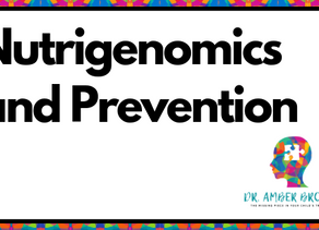 Nutrigenomics and Prevention