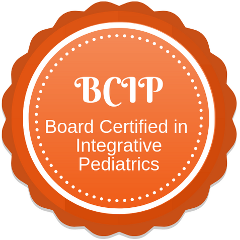Board Certified in Integrative Pediatric