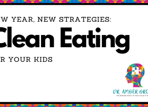 New Year, New Strategies: Eating Clean for Kids
