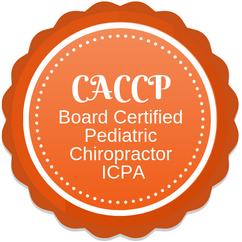 Board Certified Pediatric Chiropractor