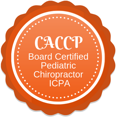 Board Certified Pediatric Chiropractor
