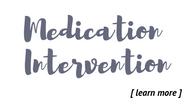 Dr. Amber Brooks- Medication Interventio