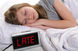 Wake Up Late
