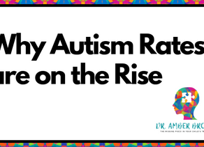 Why Autism Rates Are On The Rise