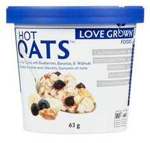 Quaker Oats. Love Grown Hot Oats.