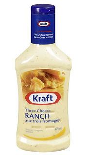 Kraft Salad Dressing.