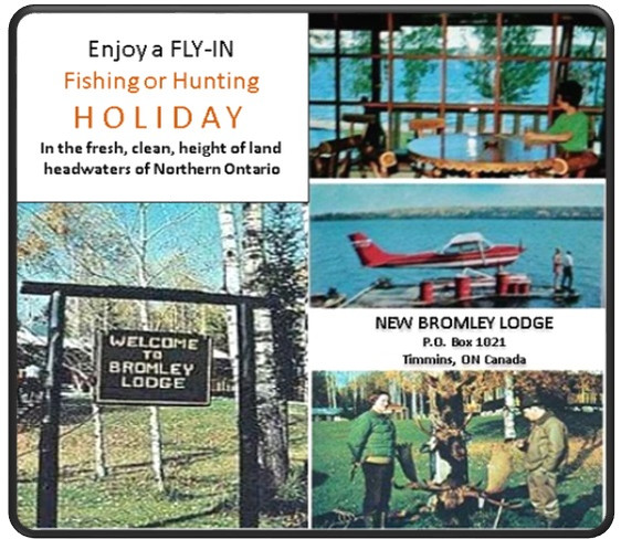 New Bromley Lodge Timmins Ontario Canada