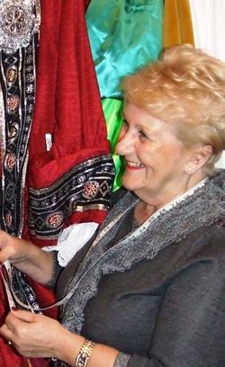 Pauline Deere (Wardrobe Supervisor)
