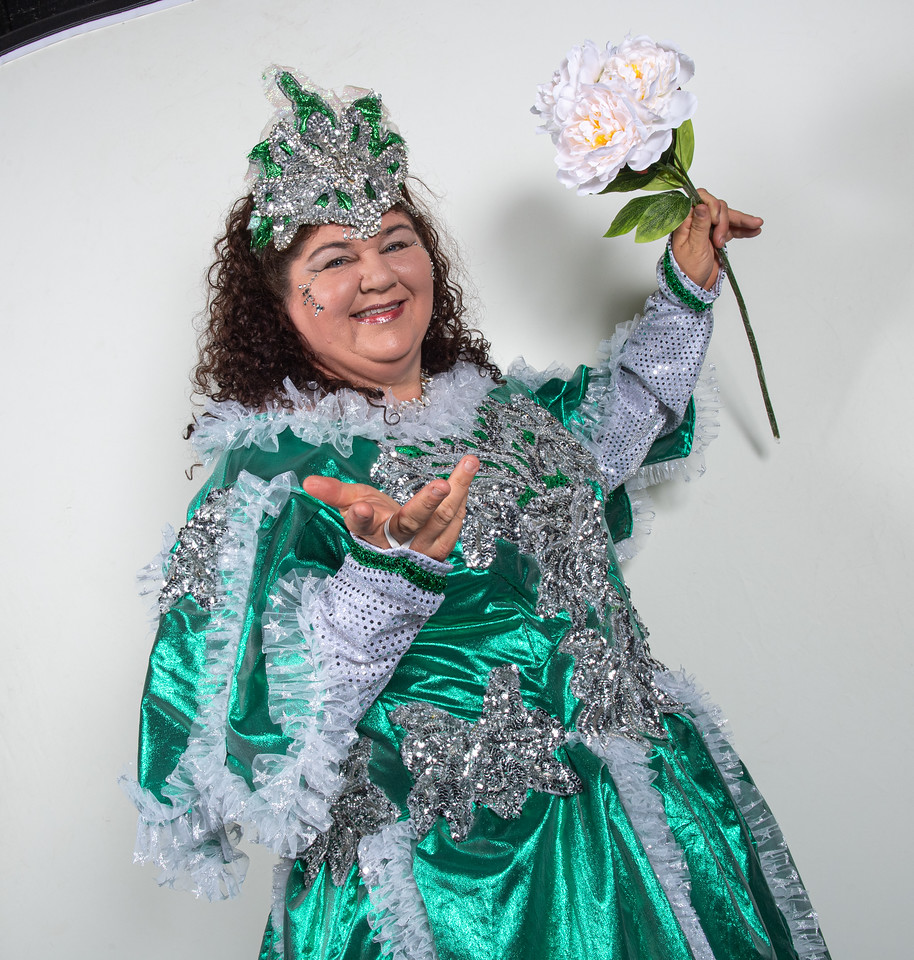 Cheryl Fergison as Fairy Cauliflower