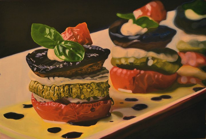 Food Painting (2011)