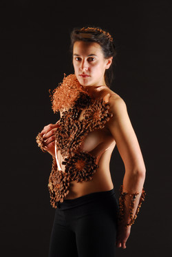 Defensive: Pine Cone Scale Maille