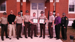 Officer of the quarter Oct 21 2nd pict