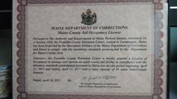 Jail Certificate 2