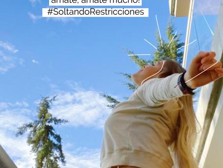 #SoltandoRestricciones