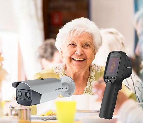Temperature Screening for Care Homes