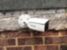CCTV camera Worthing