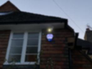 CCTV Camera With Spotlight