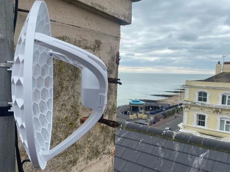4G Broadband Installation