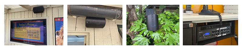 Drusillas sound system installation -East Sussex.JPG