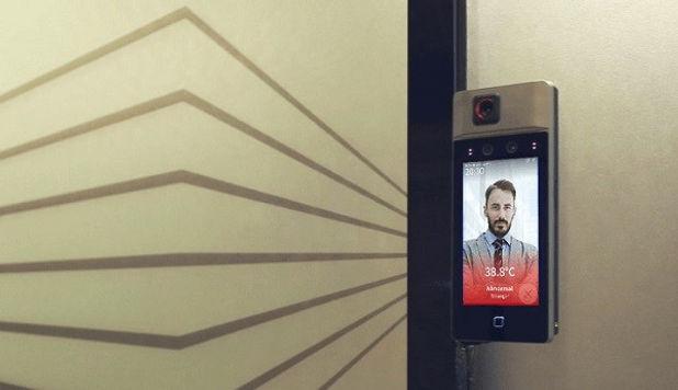 Temperature Screening Access Control