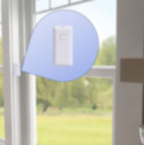 Burglar Alarm Shock Sensor