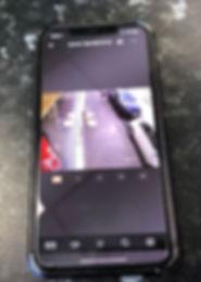 CCTV on Samrtphone