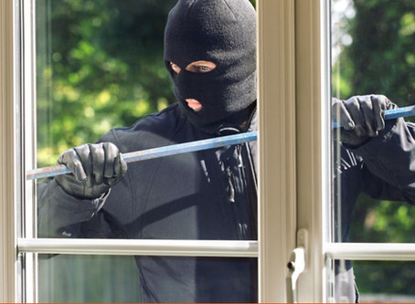 8 ways to protect your home from burglars