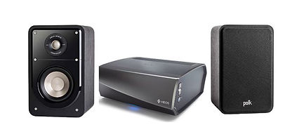Amplifier and speaker music streaming system.JPG