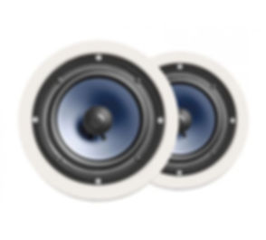 sound systems for shops and restaurants.